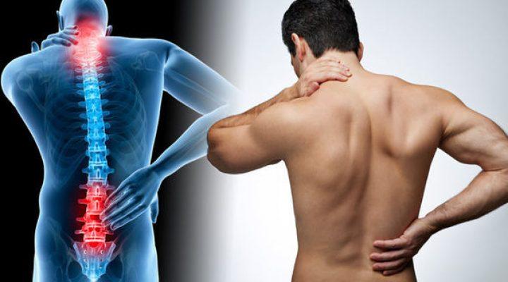Forebyg mod smerter i ryggen i stedet for efterbehandling